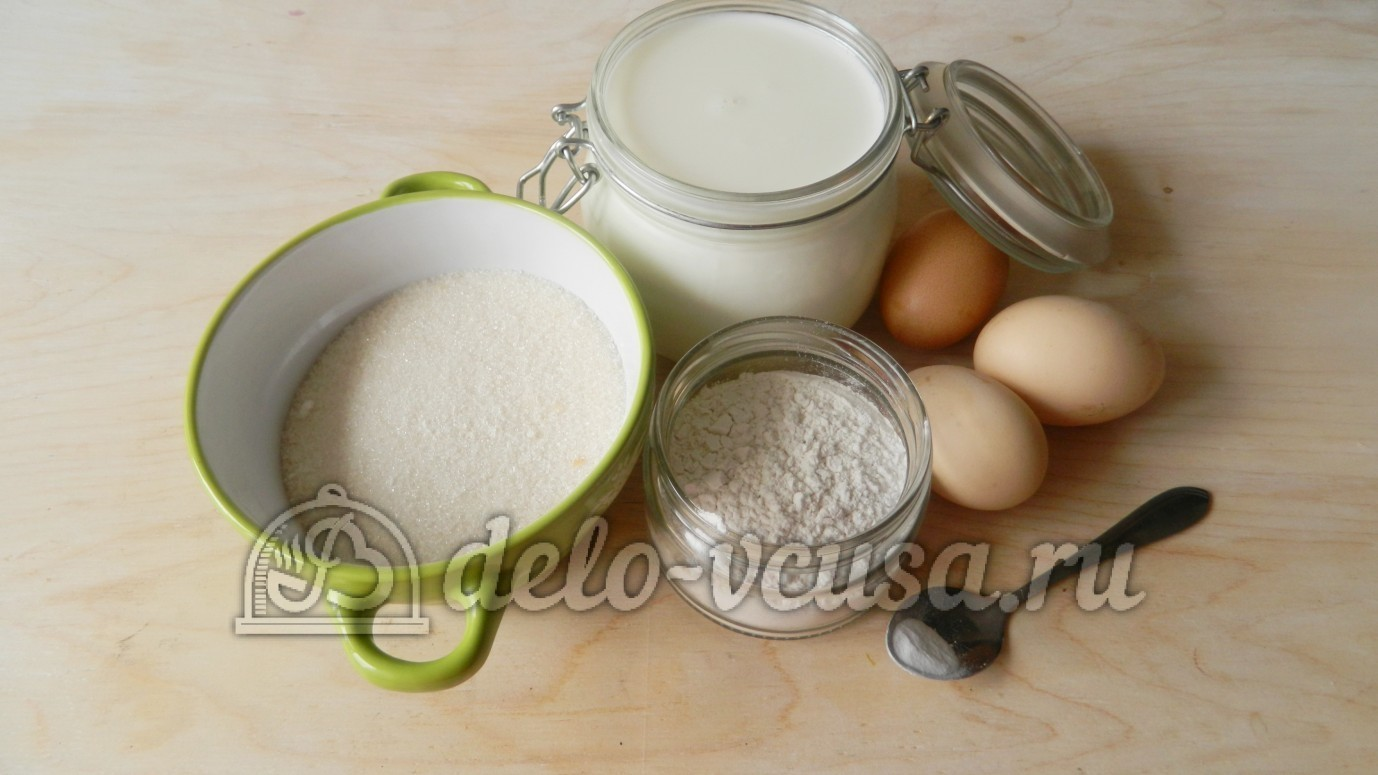 крем для наполеона без молока
