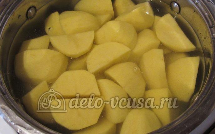 Картофель для зразов