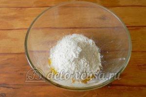 Блинный торт с заварным кремом: Готовим крем