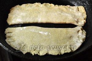 Кутабы из ржаной муки: Жарим на сухой сковородке