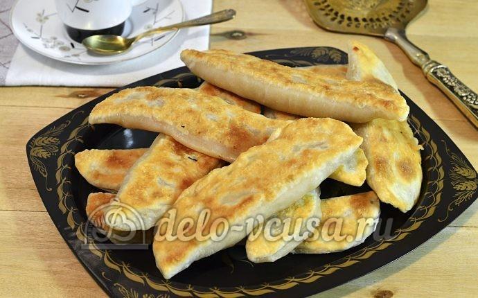 Кутабы с повидлом: фото блюда приготовленного по данному рецепту