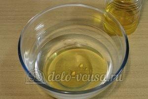 Кутабы с сыром и зеленью: Добавить растительное масло