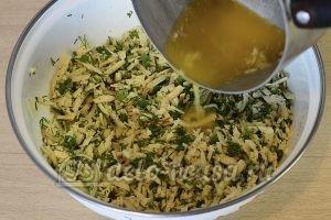 Кутабы с сыром и зеленью: Добавить сливочное масло