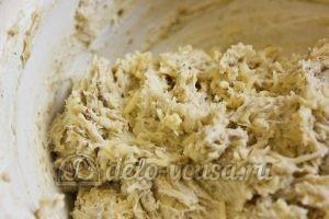 Овсяное печенье с сыром: Добавить сыр