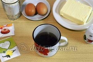 Печенье с корицей и изюмом: Изюм промыть