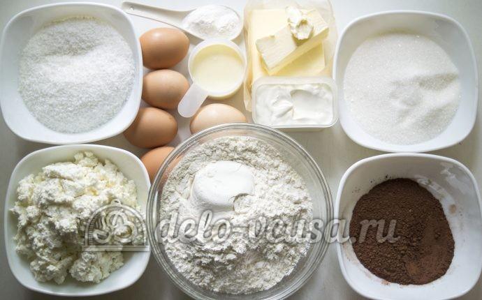 Пирог Утренняя роса: Ингредиенты
