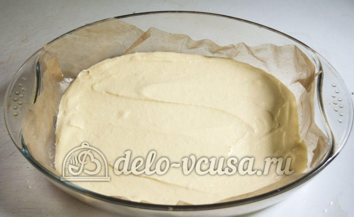 Торт утренняя роса пошаговый рецепт