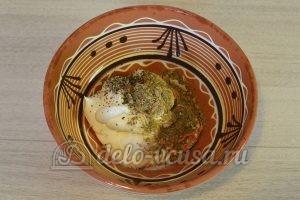 Шашлык из говядины в духовке: Готовим маринад