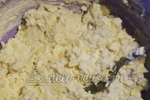 Сырники с фруктами: Готовим тесто