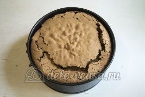 Торт Захер: Выпекаем бисквит