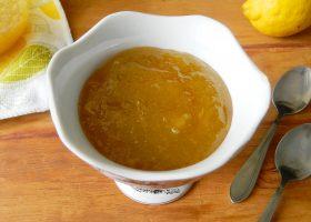 Варенье из кабачков с лимоном