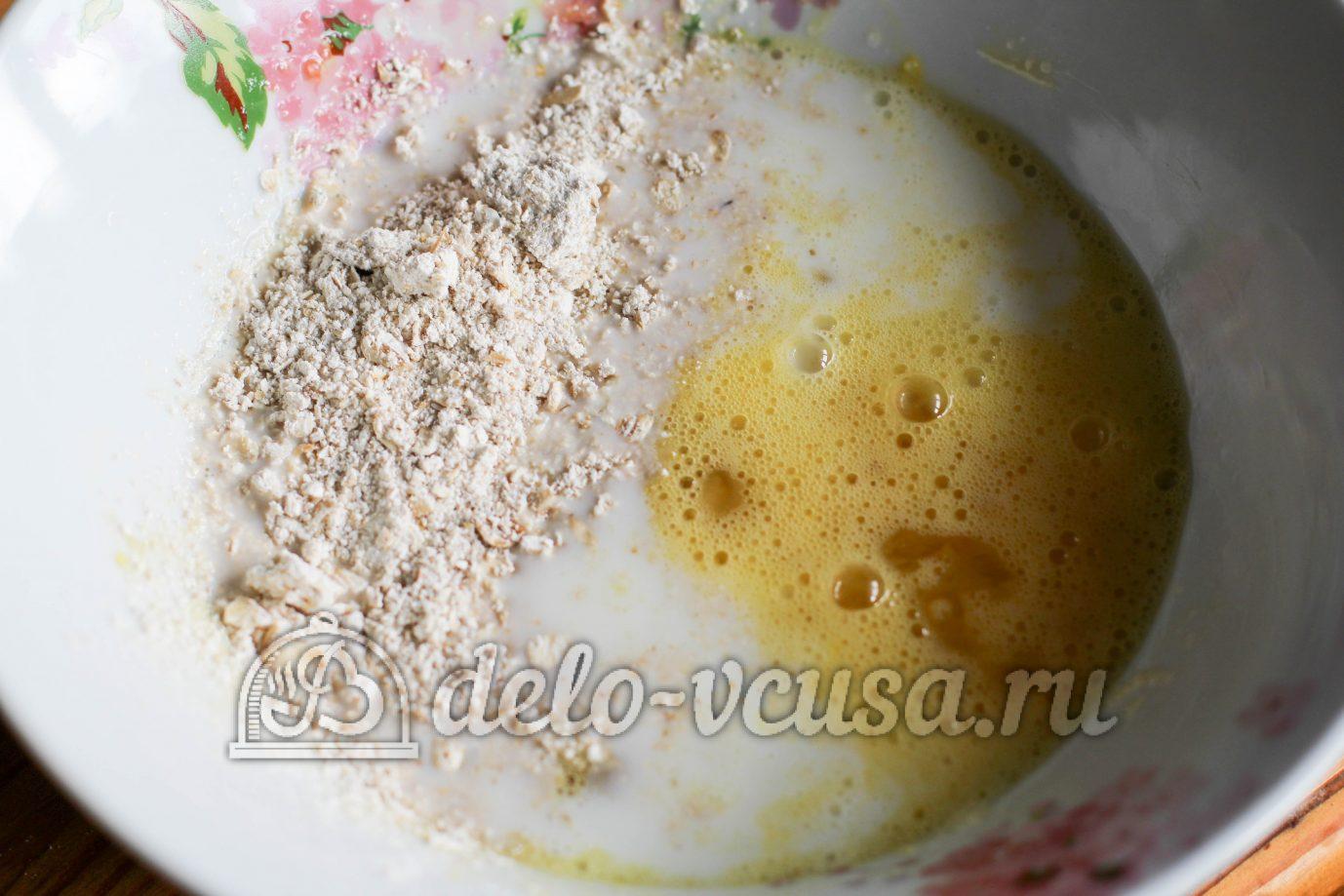 рецепт вкусных блинов из овсяной муки