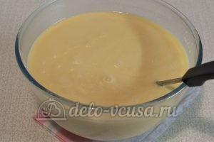 Блины на воде: Оставить тесто на 20 минут