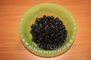 Чернослив с орехами и сгущенкой: Чернослив промыть