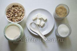 Карамельные конфеты с арахисом: Ингредиенты