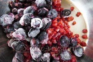 Кисель из ягод: Подготовить ягоды