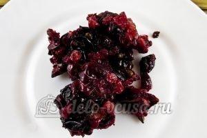Кисель из ягод: Ягоды процедить