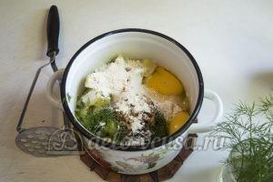 Оладьи из картофельного пюре: Готовим картофельное тесто