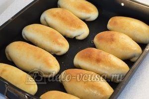 Пирожки с яйцом и луком в духовке: Выпекаем до готовности