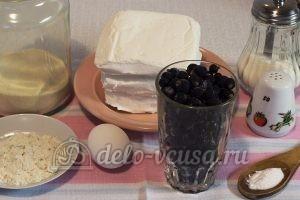 Сырники со смородиной: Ингредиенты