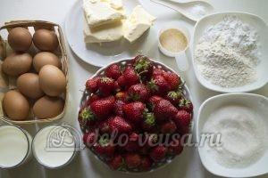 Торт Фрезье: Ингредиенты