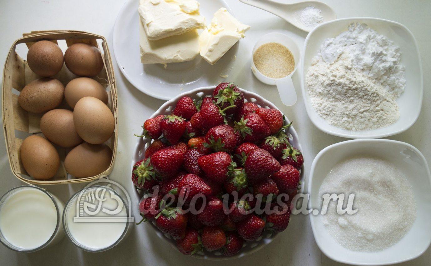 Торт с лилиями кремовый фото 1