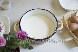 Торт Фрезье: Готовим крем