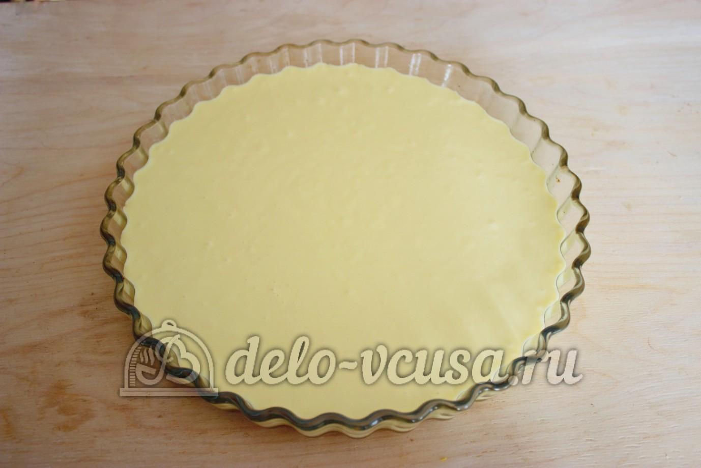 Рецепт пирог с луком и яйцом в духовке