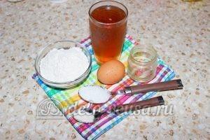 Блины на пиве: Ингредиенты