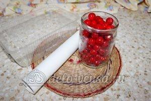 Замороженная вишня с косточками: Ингредиенты