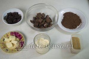 Карамельные трюфели: Ингредиенты