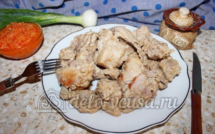 блюда из кролика в мультиварке рецепты с фото