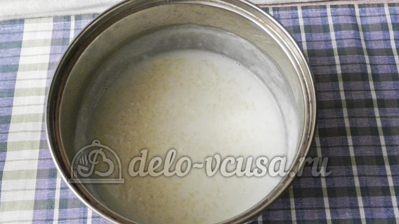 рисовый молочный суп рецепт с фото