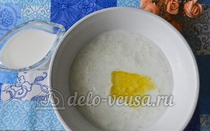 Молочный суп с рисом рецепт с фото