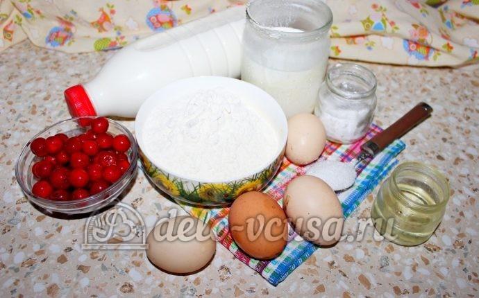 Монастырская изба из блинов: Ингредиенты