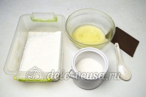 Печенье Макарун: Ингредиенты