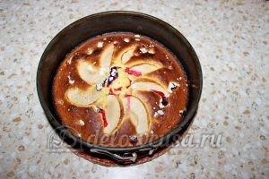 Пирог с яблоками и смородиной: Выпекаем пирог в духовке