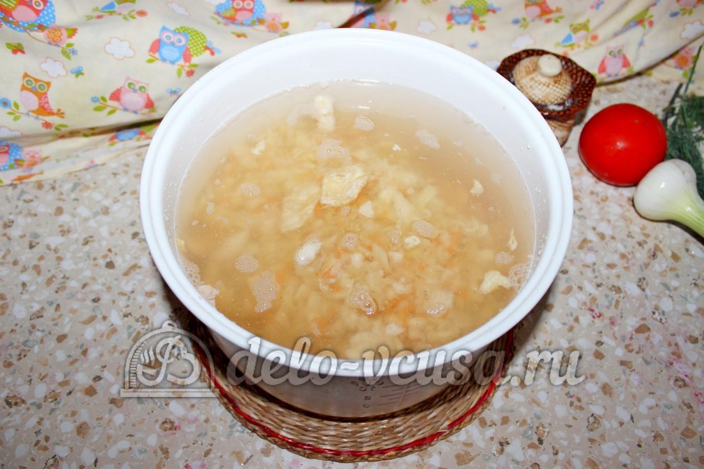 Щи с кислой капустой в мультиварке пошаговый рецепт с фото
