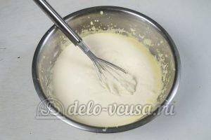 Сливочное мороженое: Добавить сливки