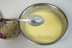 Сливочное мороженое: Остудить массу