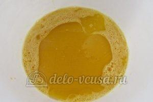 Ванильные блины: Добавляем растительное масло