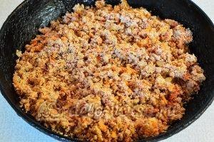 Вареники с мясом: Приготовила начинку
