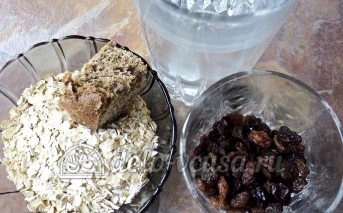 Овсяный кисель: Ингредиент