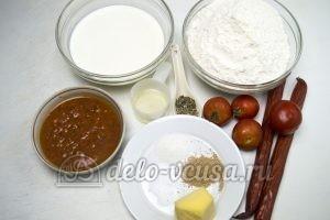 Пицца с сосисками и помидорами: Ингредиенты