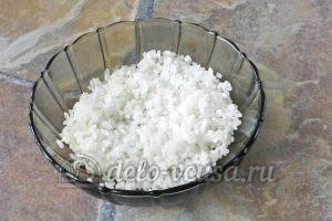 Суп харчо из говядины: Промываем рис