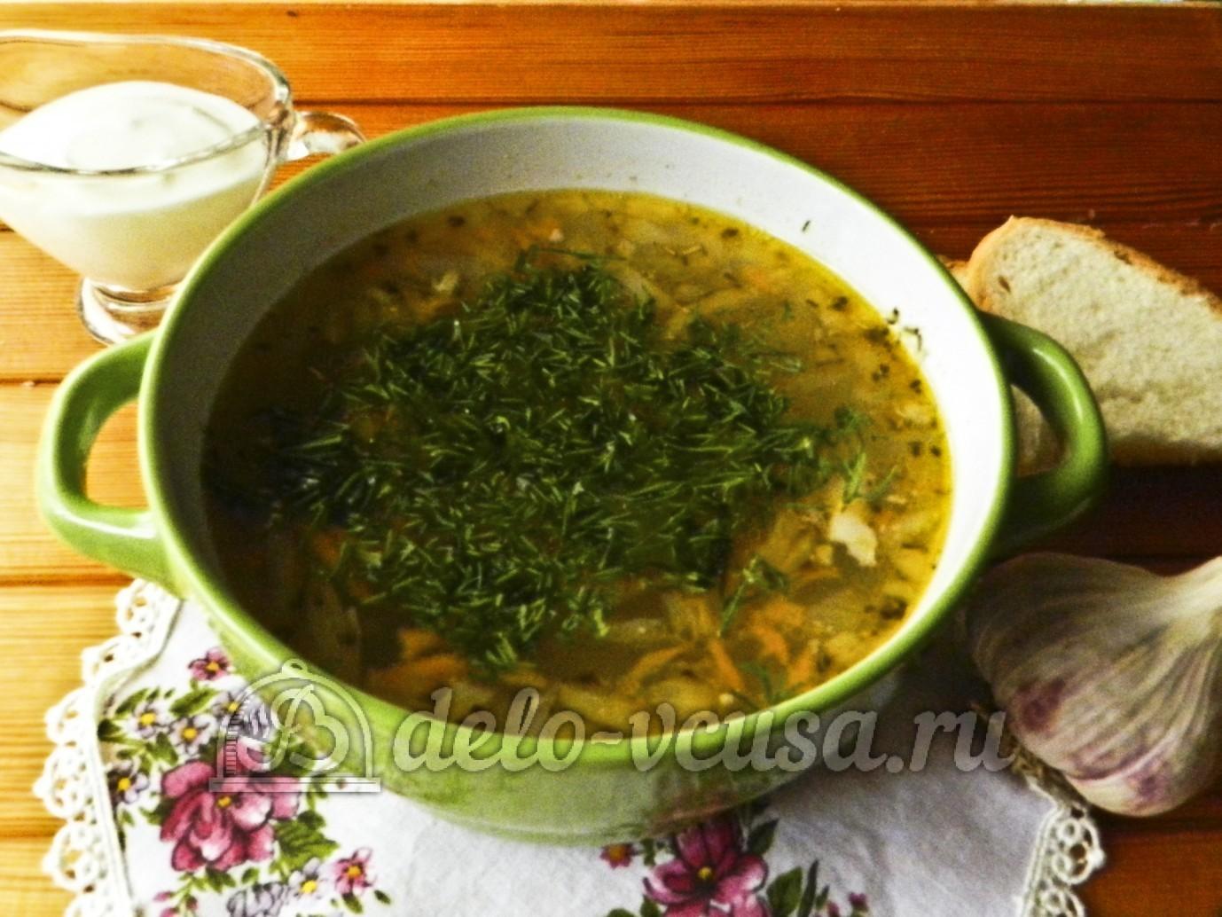 рецепт супа из перловки в мультиварке