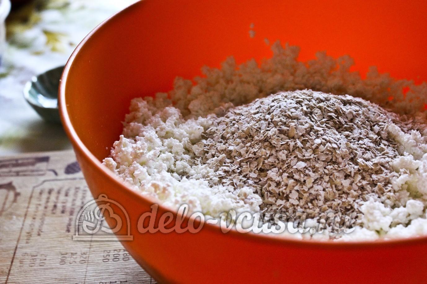 рецепт вкусных сырников на овсяной муке