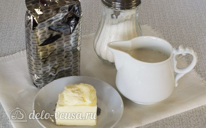 Домашний шоколад: Ингредиенты