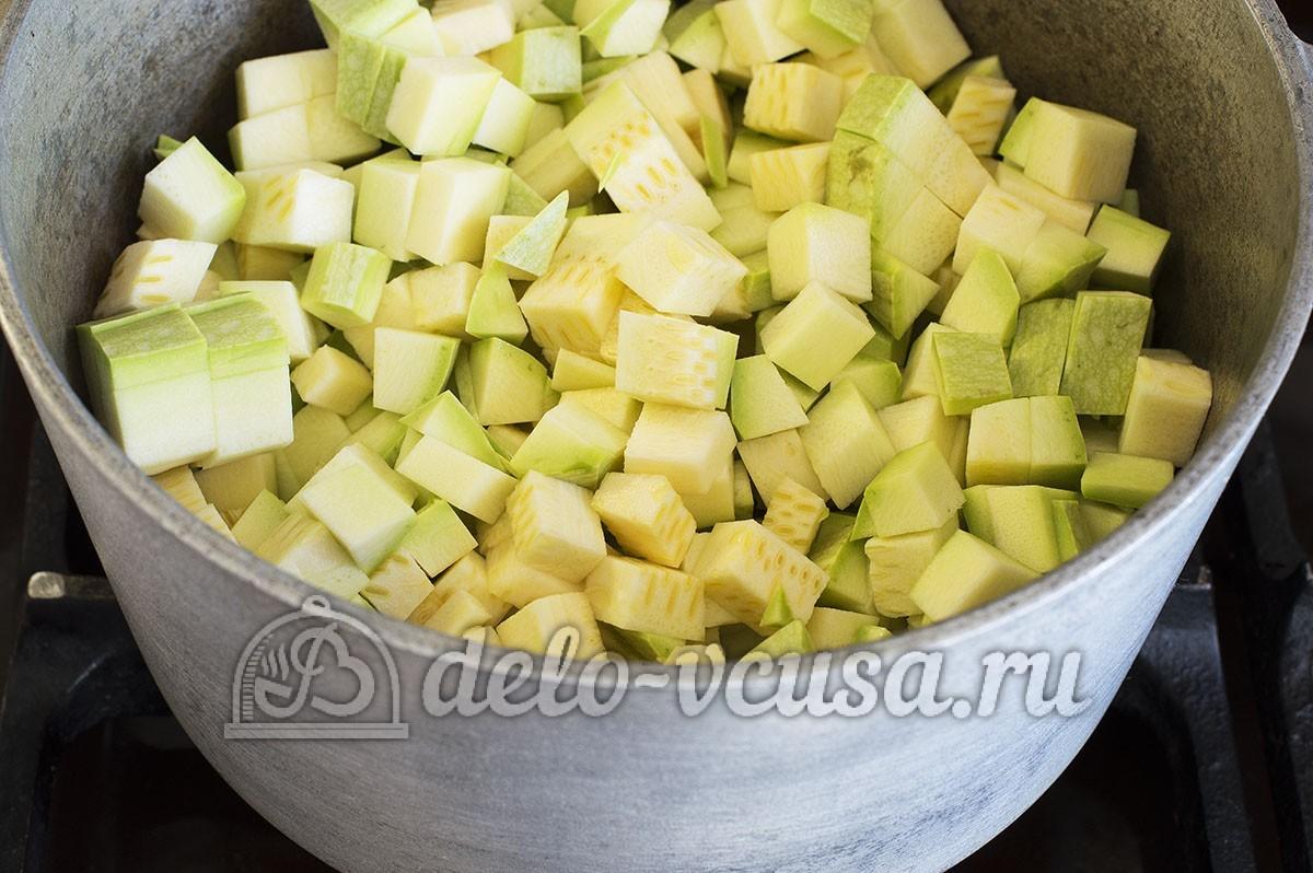Кабачки и картошка рецепт с фото