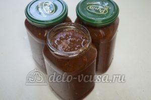 Кетчуп из помидоров и алычи